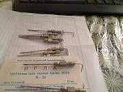 Иглы для переливания крови 1А1-12*40-1 17 И-65